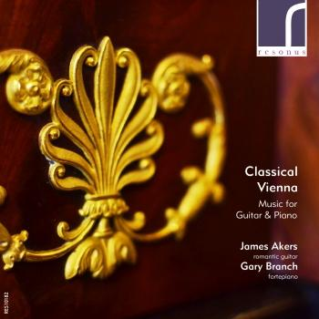 Cover Classical Vienna: Music for Guitar & Piano