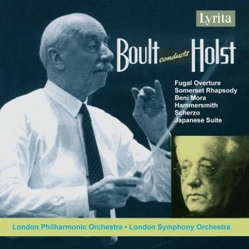 Cover Holst: Orchestral Works