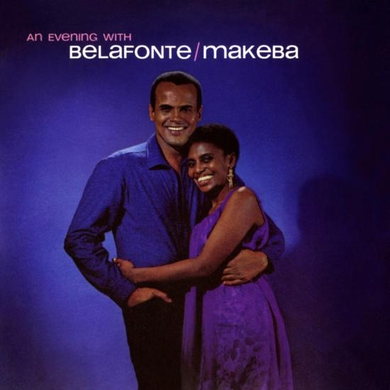 Cover An Evening With Belafonte & Makeba