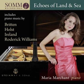 Cover Echoes of Land & Sea