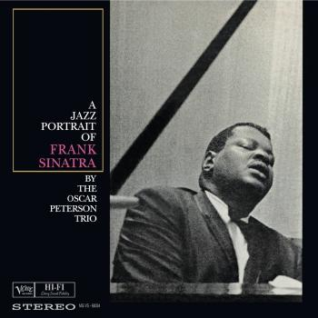 Cover A Jazz Portrait Of Frank Sinatra