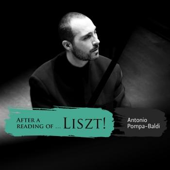Cover After a Reading of Liszt