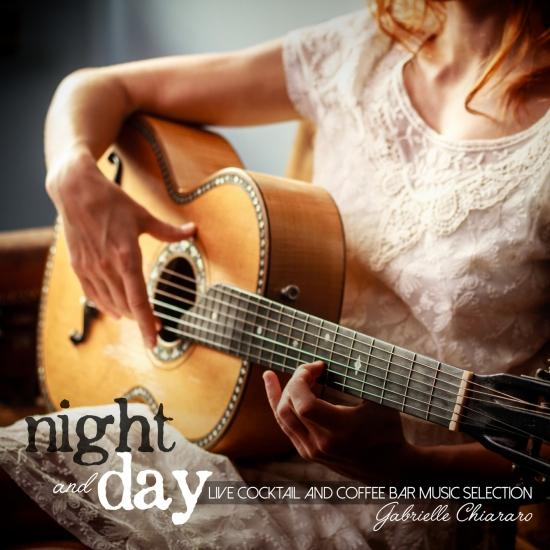 Cover Night and Day: Live Cocktail and Coffee Bar Music Selection