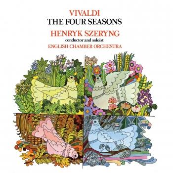 Cover Vivaldi: The Four Seasons
