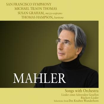 Cover Mahler: Songs with Orchestra