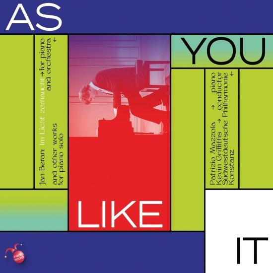 Cover As You Like It