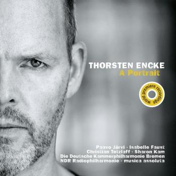 Cover Thorsten Encke: A Portrait