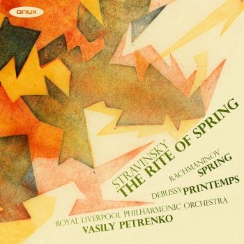 Cover Stravinsky: The Rite of Spring