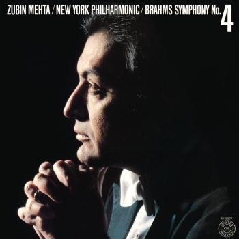 Cover Brahms: Symphony No. 4 in E Minor, Op. 98