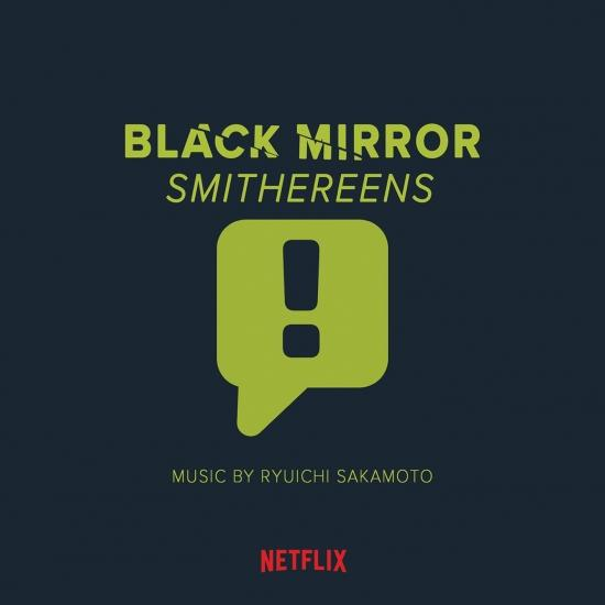 Cover Black Mirror: Smithereens (Music from the Original TV Series)