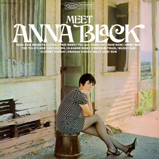 Cover Meet Anna Black (Remastered)