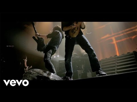 Video DragonForce - Cry Thunder