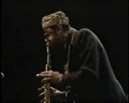 Video Archie Shepp Quintet - Archie Shepp performs and talks