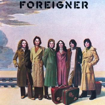 Cover Foreigner