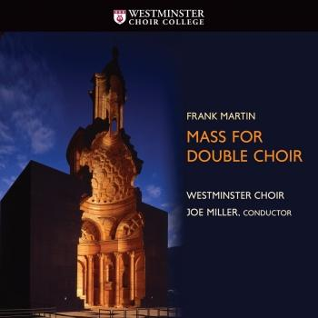 Cover Miller: Mass for Double Choir