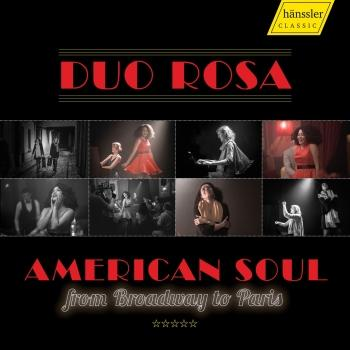 Cover American Soul from Broadway to Paris
