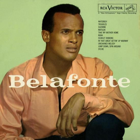 Cover Belafonte (Remastered)