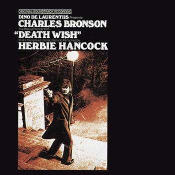 Cover Death Wish: Original Soundtrack Album