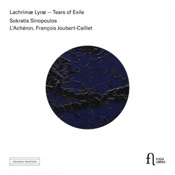 Cover Lachrimæ Lyræ - Tears of Exile