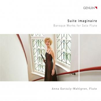 Cover Suite imaginaire: Baroque Works for Solo Flute