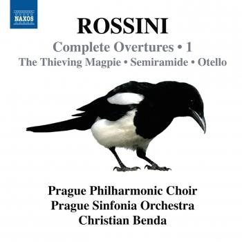 Cover Rossini: Complete Overtures, Vol. 1