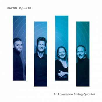 Cover Haydn: Opus 20
