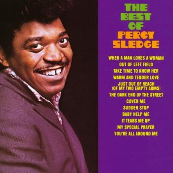 Cover The Best Of Percy Sledge