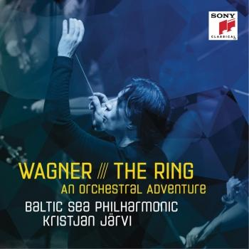 Cover Wagner: The Ring - An Orchestral Adventure