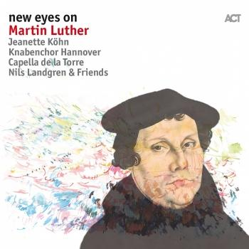 Cover New Eyes on Martin Luther