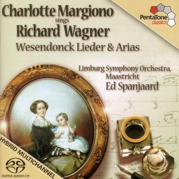Cover Charlotte Margiono: Sings Wagner
