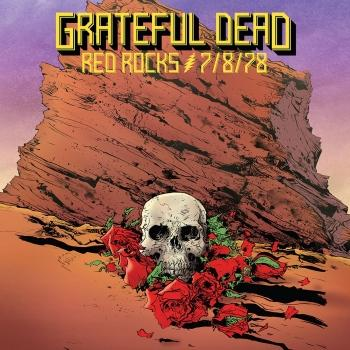 Cover Red Rocks Amphitheatre, Morrison, CO 7/8/78 (Live)