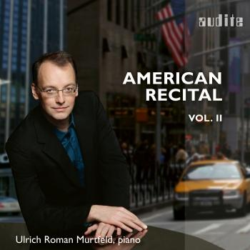 Cover American Recital, Vol. II