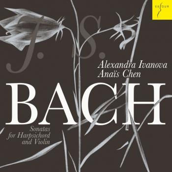 Cover Bach: Sonatas for Harpsichord and Violin, BWV 1014-1019