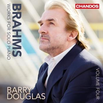 Cover Brahms: Works for Solo Piano, Vol. 4