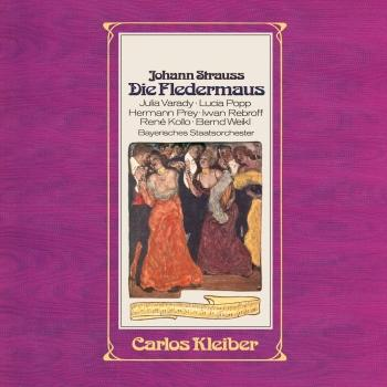 Cover J. Strauss II: Die Fledermaus (Remastered)