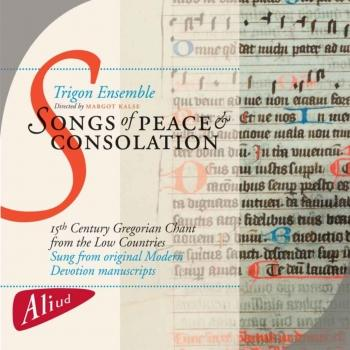 Cover Songs of peace and consolation