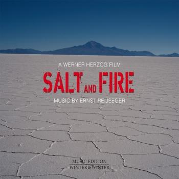 Cover Salt and Fire (Original Soundtrack)