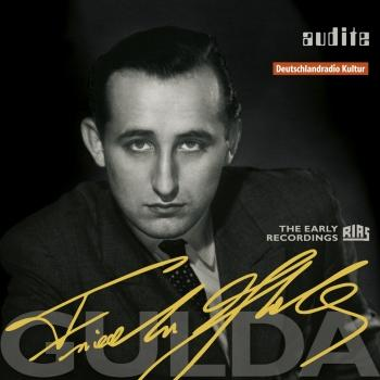 Cover Edition Friedrich Gulda (The Early RIAS Recordings, Berlin 1950 - 1959)