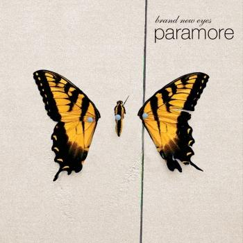 Cover Brand New Eyes