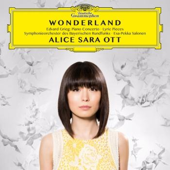 Cover Wonderland - Edvard Grieg: Piano Concerto, Lyric Pieces