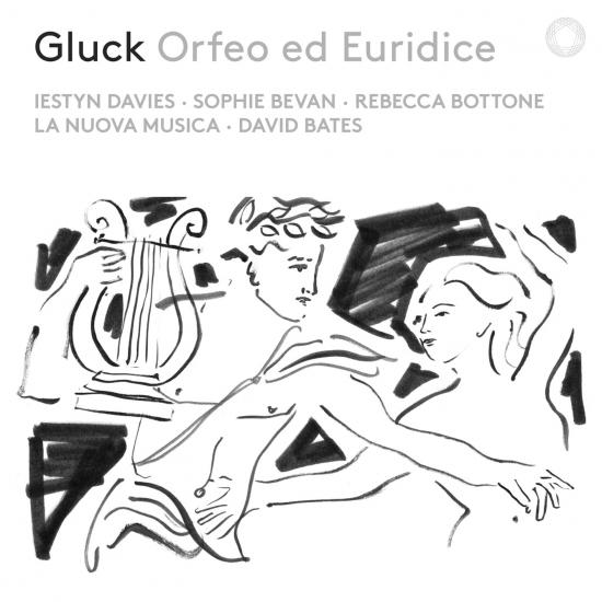 Cover Gluck: Orfeo ed Euridice, Wq. 30 [Live]
