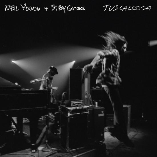 Cover Tuscaloosa Live (Remastered)