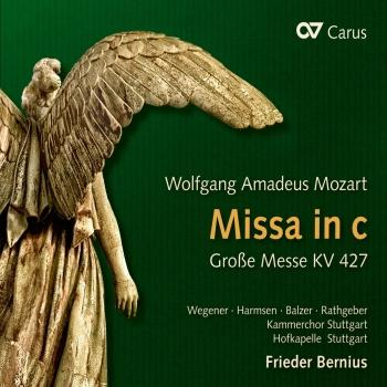 Cover Mozart: Mass in C Minor, K. 427 'Great Mass'