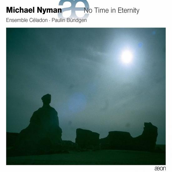 Cover No Time in Eternity
