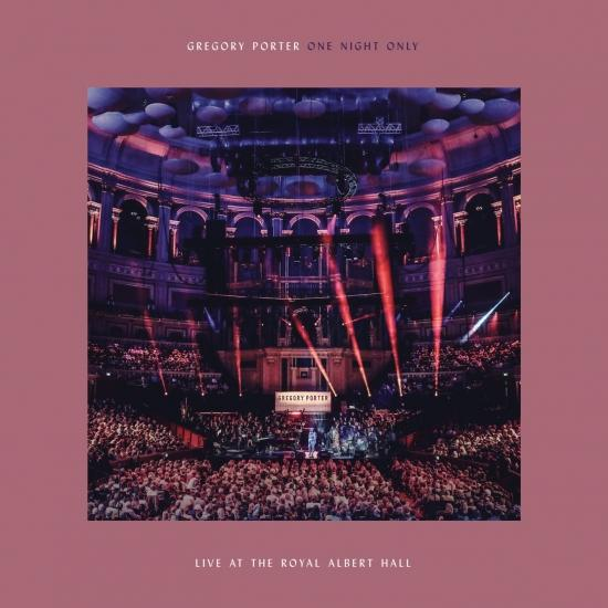 Cover One Night Only (Live At The Royal Albert Hall / 02 April 2018)