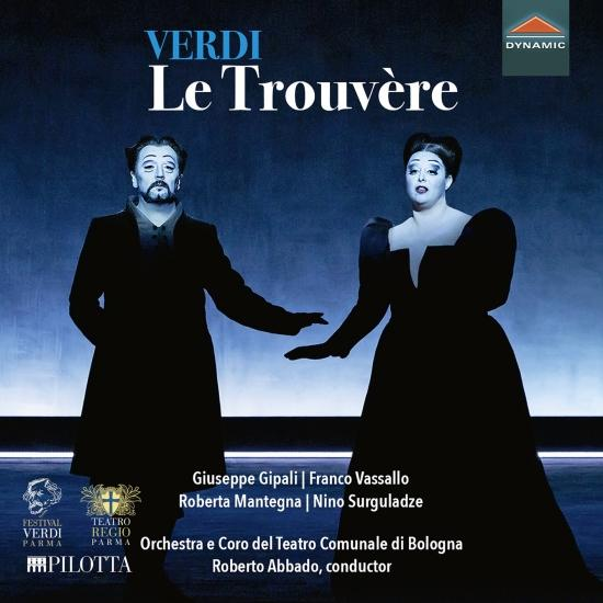 Cover Verdi: Le trouvère (Sung in French) [Live]