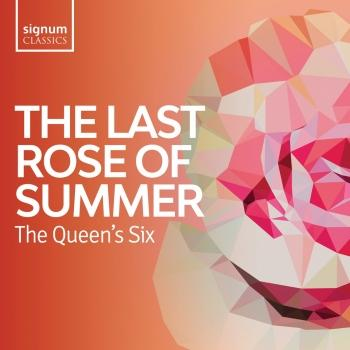Cover The Last Rose of Summer: Folk Songs of the British Isles
