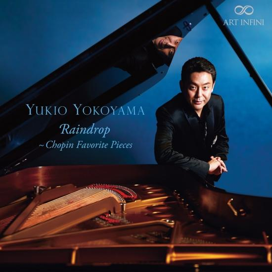 Cover Raindrop: Chopin Favorite Pieces