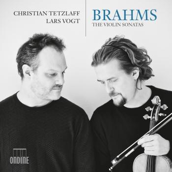Cover Brahms: The Violin Sonatas