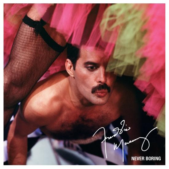 Cover Never Boring (Deluxe - Remastered)
